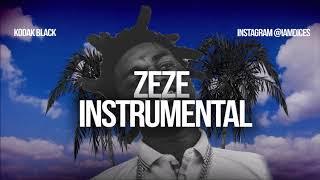 "Kodak Black ""Zeze"" ft. Travis Scott Instrumental Prod. by Dices *FREE DL*"