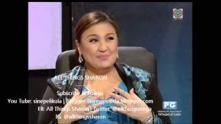 YFSF: Sharon Cuneta on Tutti Caringal As Arnel Pineda