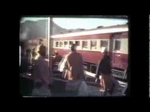 Ladismith, South Africa train trip (part 2) – June 1979