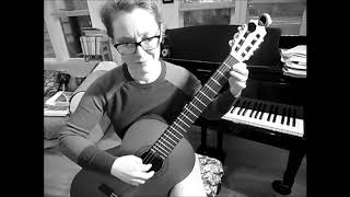 Gavotte by Handel (guitar)