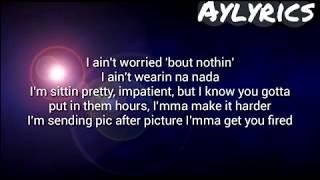 Work From Home - Fifth Harmony (lyrics)
