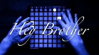Avicii - Hey Brother/The Wanted - (Glad You Came) - [Launchpad Mashup]