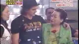 juanes en japon