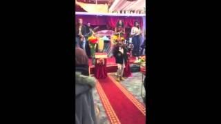 Yasmin Kiala - Igreja em Geneve