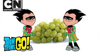 Teen Titans Go! | Sour Grapes | Cartoon Network