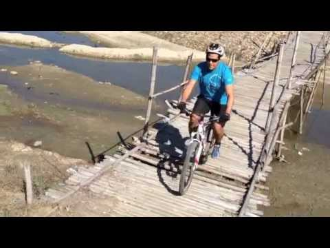 Mountain bike at Nepal