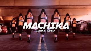 Machika - J Balvin, Jeon, Anitta | Magga Braco Dance Video