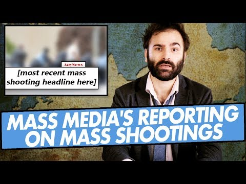 Mass Media's Reporting On Mass Shootings - SOME MORE NEWS