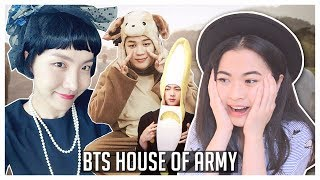 BTS House Of Army (ENG SUB) Reaction!   BTS 3rd Muster