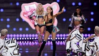 Ariana Grande - Love Me Harder/Bang Bang (Live at Victoria's Secret Fashion Show) HD