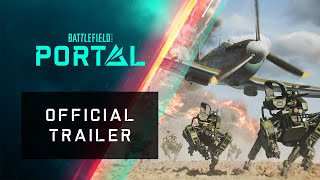 First gameplay trailer for Battlefield 2042\'s new community-driven mode, Battlefield Portal
