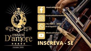 Te vivo - Luan Santana (Cover) Musical D'amore Orquestra