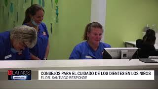 Dentista para niños con el Dr. Gerardo Santiago