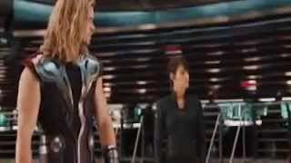 Love your friends, die laughing (The Avengers)