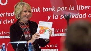 'La necesidad de una ley de huelga', por Esperanza Aguirre.