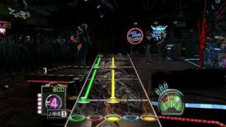 Guitar Hero III Customs: The White Stripes - The Hardest Button to Button