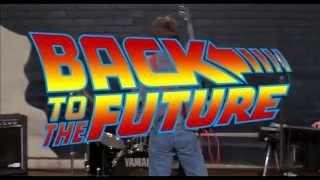"Insane Ian ""Back To The Future"" 30th Anniversary Tribute Music Video"