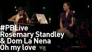 "Oh my love (John Lennon/Yoko Ono) - Rosemary Standley, Dom La Nena ""Birds on a Wire"""