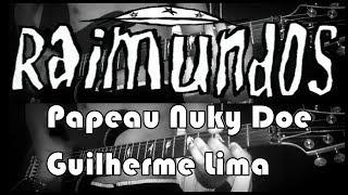 Raimundos - Papeau Nuky Doe - Guitar Cover