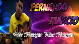 Fernando Marcio Cantando De Coração pra coração