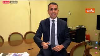"""Di Maio attacca il PD: """"Mai al Governo col partito di Bibbiano"""""""