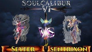 Soul Calibur VI - Online ranked - Seyfer (Taki) VS sentrixon (Voldo)