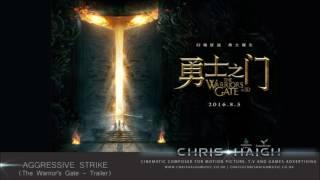 Aggressive Strike - Chris Haigh (The Warrior's Gate Trailer 2016) Dave Bautista & Luc Besson