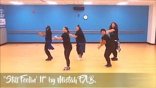 "Mistah F.A.B. - ""Still Feelin' It"" - COMMIT Dance Fitness Choreo"