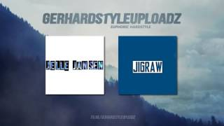 Jelle Jansen ft. Jig Raw - The Book Of Law (HQ FREE RELEASE)