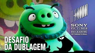 Angry Birds O Filme | Mônica e Cebolinha no desafio da dublagem | 12 de maio nos cinemas