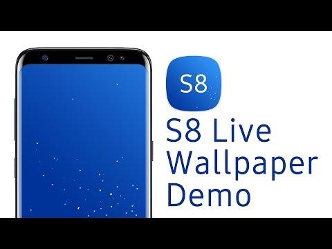 S8 Live Wallpaper 2.16a Download APK