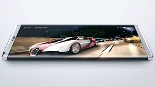 ★★Future LeEco phone: shows off an edge-screened, buttonless phone by LeEco