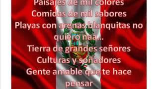 Norick Meidin Perú (letra)