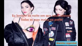 The Veronicas - On your side legendado