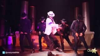 Crazy - Tribute MICHAEL JACKSON 25 junio 2014 Joy Eslava