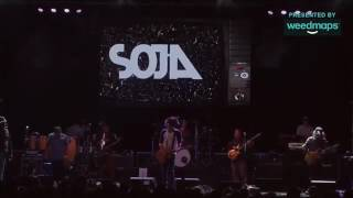 SOJA - Bad News Live Caliroots 2017