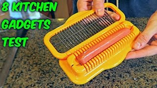 8 Kitchen Gadgets Put to the Test