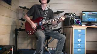"AC/DC ""Rock 'N' Roll Damnation"" (Live at Circus Krone, 2003), Guitar Cover"