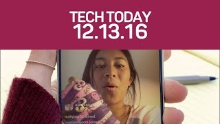 """Instagram's live video rolls out, Uber """"God View"""" being abused? (Tech Today)"""
