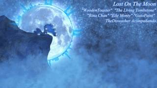 Lost On The Moon - Dishilicius Edit Cover