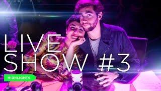 X Factor in 3 minuti: Live Show #3