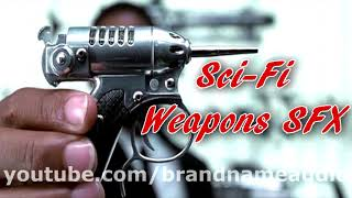 Sci-Fi Weapons Sound Effects