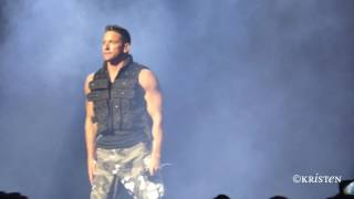 The Way You Want Me To/Dizzy - 98 Degrees 8.5.16 My2K Tour