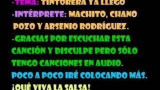 "Machito, Chano Pozo y Arsenio Rodríguez ""Tintorera ya Llegó"""