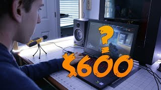 Is there a New Best $600 Gaming Laptop?