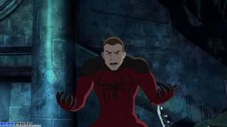 Ultimate Homem Aranha Vs O Sexteto Sinistro - Aranha Escarlate Vs Assassinos de Aranhas (3/3)