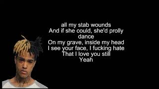 XXXTENTACION Carry On lyrics