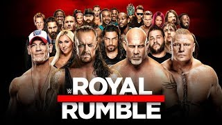 Wwe Royal rumble 2017 official theme song
