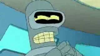 Bender's devil laugh