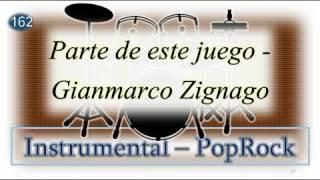 Parte de este juego   Gianmarco Zignago   Instrumental PopRock